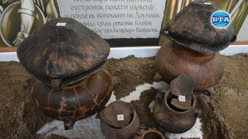 """Археологическа изложба в музей """"Конака"""" представя новите постъпления във фонда на РИМ - Видин"""