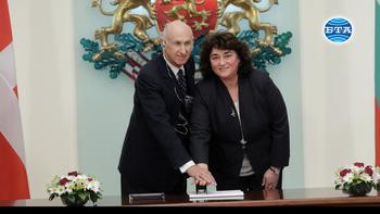 Президентът Радев: Високо ценим присъствието на Суверенния Малтийски орден в България