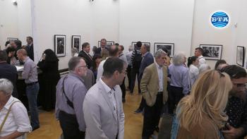 """Фотоизложбата """"Ехо от Балканите. XX век: Портрети и звуци от България"""" бе открита в Националната галерия"""