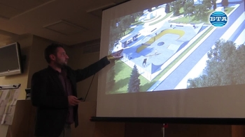 Oбществено обсъждане на проект за скейт парк в Плевен