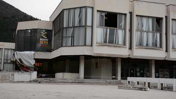 Вятър със скорост над 115 километра в час вилня във Враца
