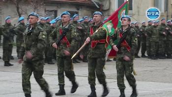 В Пловдив бе отбелязана 75-ата годишнина от сформирането на Парашутната дружина и създаването на българските Сили за специални операции