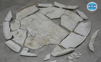 """Реставрират антична мраморна маса, открита тази година при разкопките на """"Петрич кале"""""""