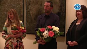 Юбилейна изложба подреди художник в Каварна