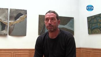 Милен Джановски с юбилейна изложба във Велико Търново