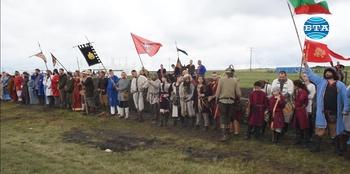 Средновековен фестивал в Историческия парк край Варна