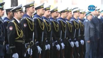 Пред Паметника на летеца в София бе отбелязан Празникът на авиацията и ВВС