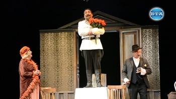 """""""Милионерът"""" премиерно на сцената на Бургаския театър"""