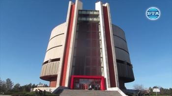 В Плевенската панорама се откри изложба, посветена на един от нейните създатели Николай Овечкин
