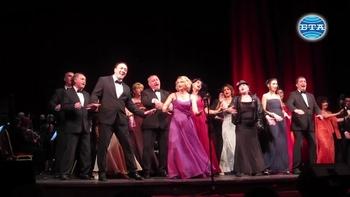 С концерт в Плевен отбелязаха 80-годишнината на Румяна Пешева