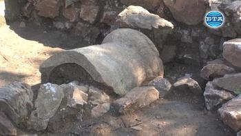 Перистилен комплекс със светилище от римската епоха проучват археолозите край село Стройно
