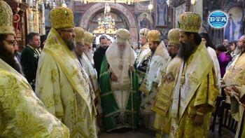 Троян и Троянският манастир са винаги в сърцето ми, заяви патриарх Неофит