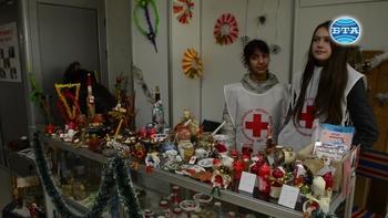 Коледен благотворителен базар в Добрич
