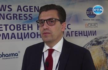 """Интервю с Мюджахит Мухаммед Сойкан, директор """"Международна дейност"""" в Анадолска агенция"""