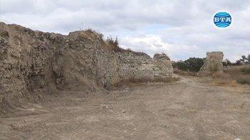 Археологически разкрития на Петрич кале