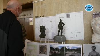 Русенци ще избират отново проект за паметник на Левски в града