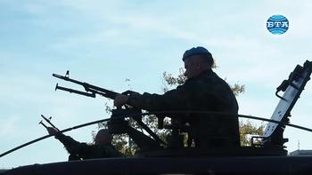 В Пловдив бе отбелязан Денят на военния парашутист