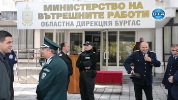 В Бургас бе отбелязан Професионалния празник на българската полиция – 8 -ми ноември / Св. Архангел Михаил/