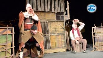 """Комедията """"Юнаци с умни калпаци"""" е първото премиерно заглавие за тази година в афиша на Добричкия театър"""