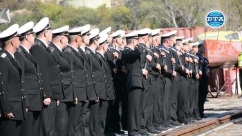 """Фрегатата """"Дръзки"""" отплава за операция на НАТО в Средиземно море"""