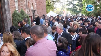 Национално кръщене в България
