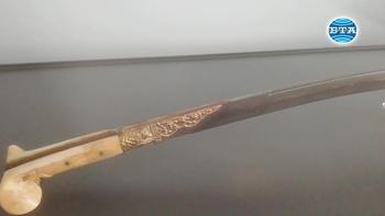 Ятаганът на Панайот Хитов е акцентът в изложба на сливенския музей