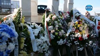 Възпоменателна церемония в памет на жертвите от атентата на летището в Бургас