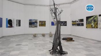 """Изложбата """"70 години великотърновски художници 1948-2018"""" представя над 320 творби"""