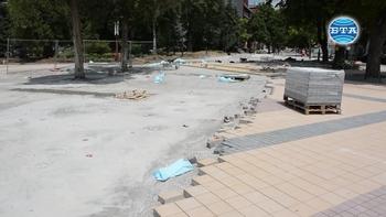 Ремонт на централната градска част на Ловеч - интервю с кмета на общината Корнелия Маринова