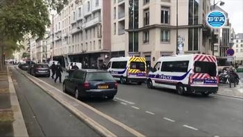 Париж - атака с ножове