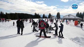 Започна ски сезонът в Пампорово