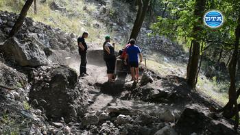 """Нови находки откриха археолозите при проучванията в местността """"Градище"""" край Враца"""