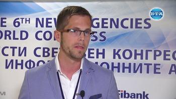 Интервю с Берхард Зонтаг, консултант на Управителния съвет на Австрийската агенция по печата