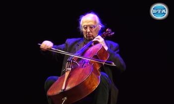 Виолончелистът проф. Венцеслав Николов посреща рождения си ден с концерт