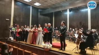 """Лауреатите от академичния конкурс """"Джузепе Верди"""" изнесоха концерт във Видин"""