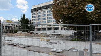 В Стара Загора се реализират европроекти за близо 52 милиона лева, обяви пред журналисти и жители на града премиерът Бойко Борисов