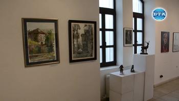 """25 години специалност """"Изящни изкуства"""" в Националното училище по изкуствата """"Добри Христов"""" във Варна"""