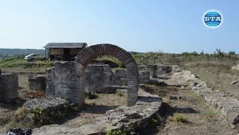 Тази година при археологическите проучвания на Рациария са открити почти сто находки