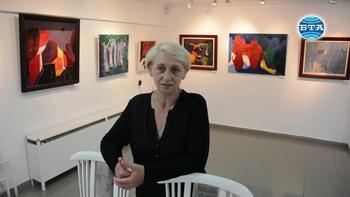 Изложба на Надя Станчева в Бургас