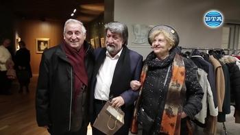Изложба с избрани творби от колекцията на Вежди Рашидов бе открита в София