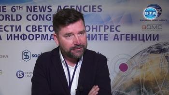 Интервю с Войчех Сурмач, президент на Полската агенция по печата /ПАП/