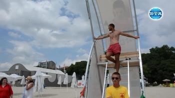 Седмица на водното спасяване започна във Варна