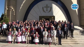 Генералният директор на БТА Максим Минчев откри 15-ата световна среща на българските медии в Тирана
