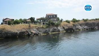 Остров Света Анастасия се превръща в сцена за театрални постановки през летния туристически сезон