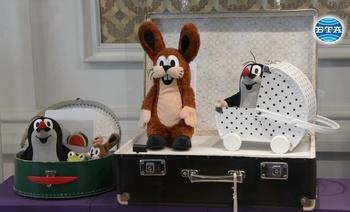 Изложба на чешки детски играчки от последните 100 години гостува в Русе
