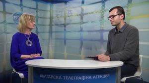 Проф. Анна Кръстева, НБУ: Французите гласуваха за радикална политическ...