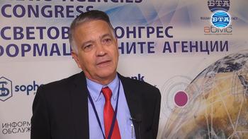 Интервю с Фаусто Триана, главен редактор в Кубинската информационна агенция Пренса Латина
