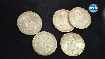 """Три """"пиратски талера"""" са част от Ахтополското сребърно съкровище"""