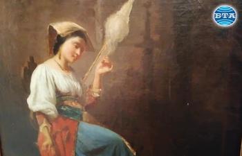 Кой е първият български художник с академично образование?