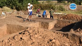 Некропол от II хилядолетие пр. Христа край видинското село Балей разкрива минало отпреди хилядолетия